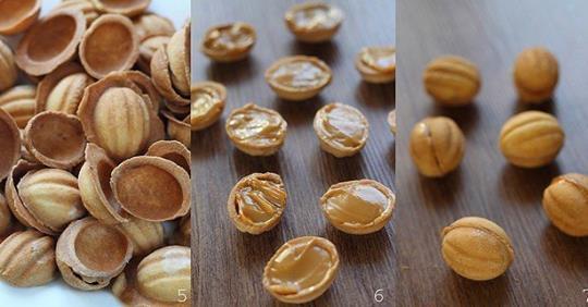 Вкус из моего детства — печенье «Орешки»
