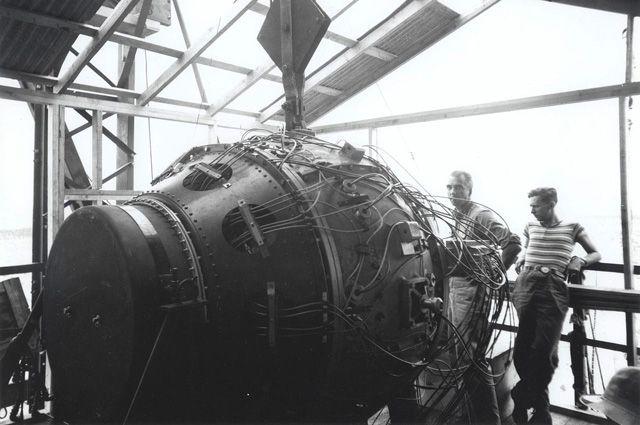 От батрака до начальника главного атомного объекта. Судьба генерала Зернова история