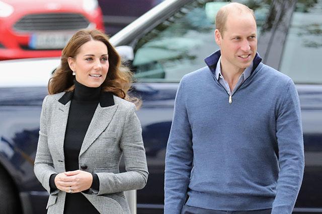 Кейт Миддлтон и принц Уильям посетили спортивный центр в графстве Эссекс монархии, кейт миддлтон