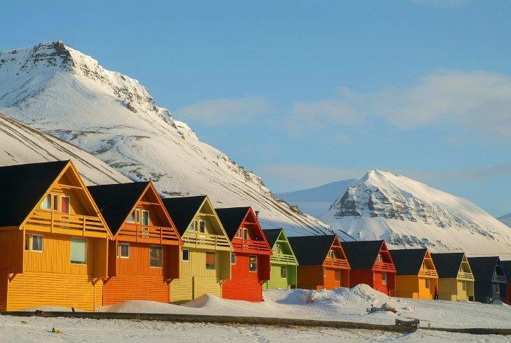 Лонгйир викинги, интересно, история, норвегия, открытия, факты