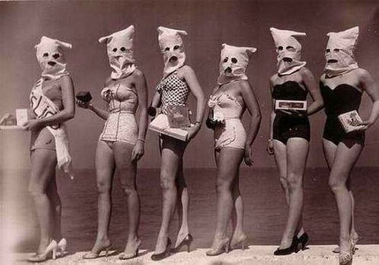 Безумные конкурсы красоты