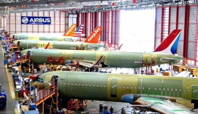 В России может появиться свой Airbus