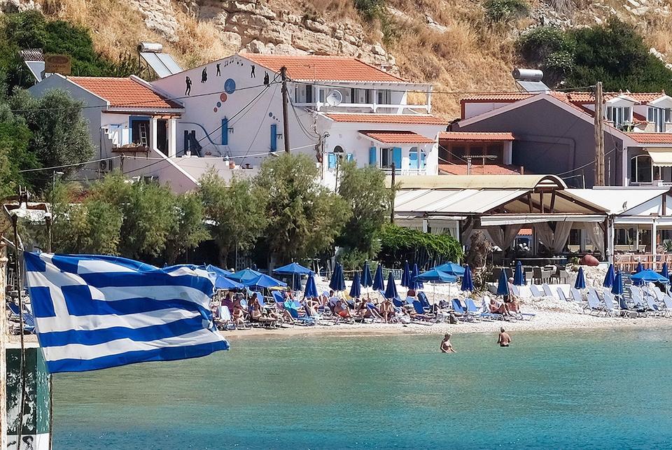 Смертоносный вирус в Греции …