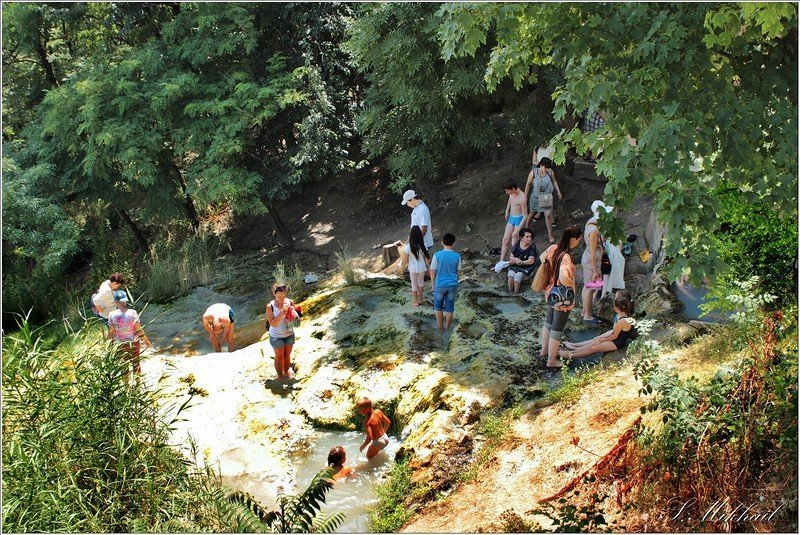 Озеро Провал в Пятигорске путешествия, факты, фото