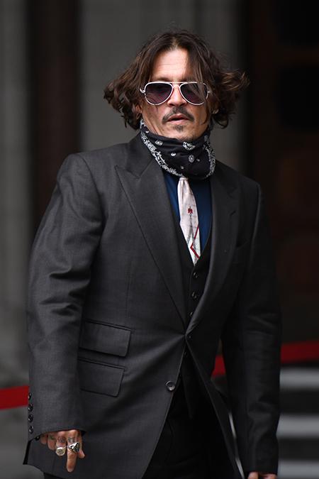 Суд поверил словам Эмбер Херд: Джонни Депп проиграл дело о клевете Звезды,Новости о звездах