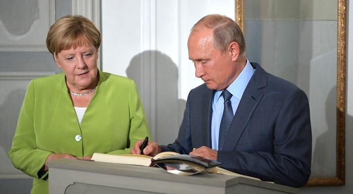 В Кремле подтвердили слухи о судьбе «Северного потока-2»