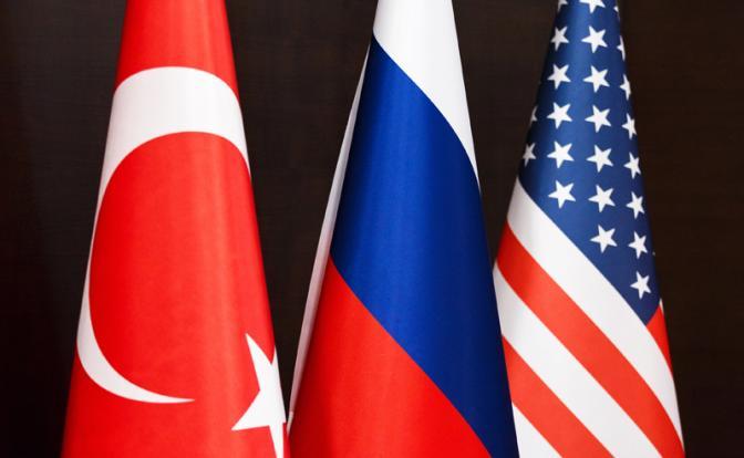 Америка подбивает Кремль заключить тайный союз против Турции