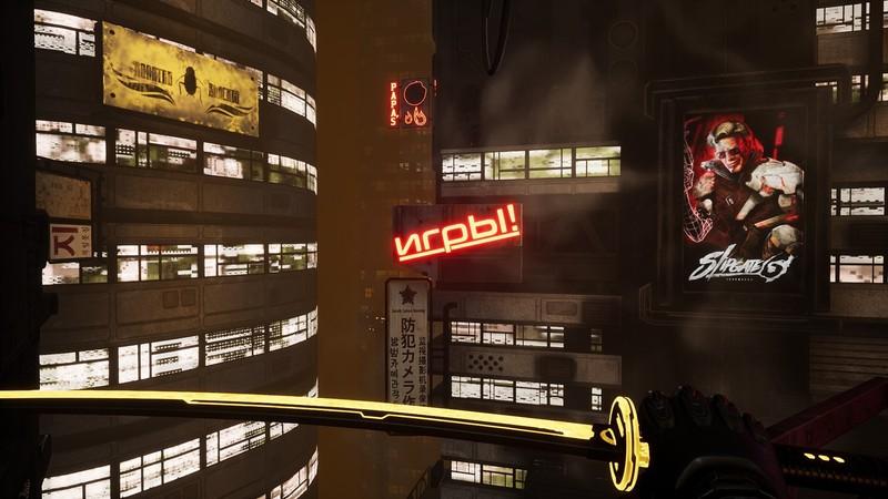 Ghostrunner: миллион попыток на одно прохождение action,adventures,arcade,fantasy,pc,ps,xbox,Аркады,Игры,Приключения,Фентези