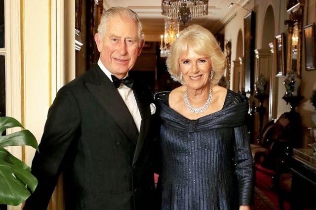Кейт Миддлтон, Меган Маркл и другие на тихой семейной вечеринке в честь 70-летия принца Чарльза