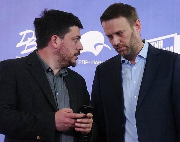 Продажные шкуры. Волков и Навальный – агенты Запада