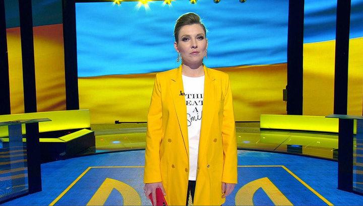 «Кто, если не я?» Телеведущая Ольга Скабеева решила стать президентом Украины