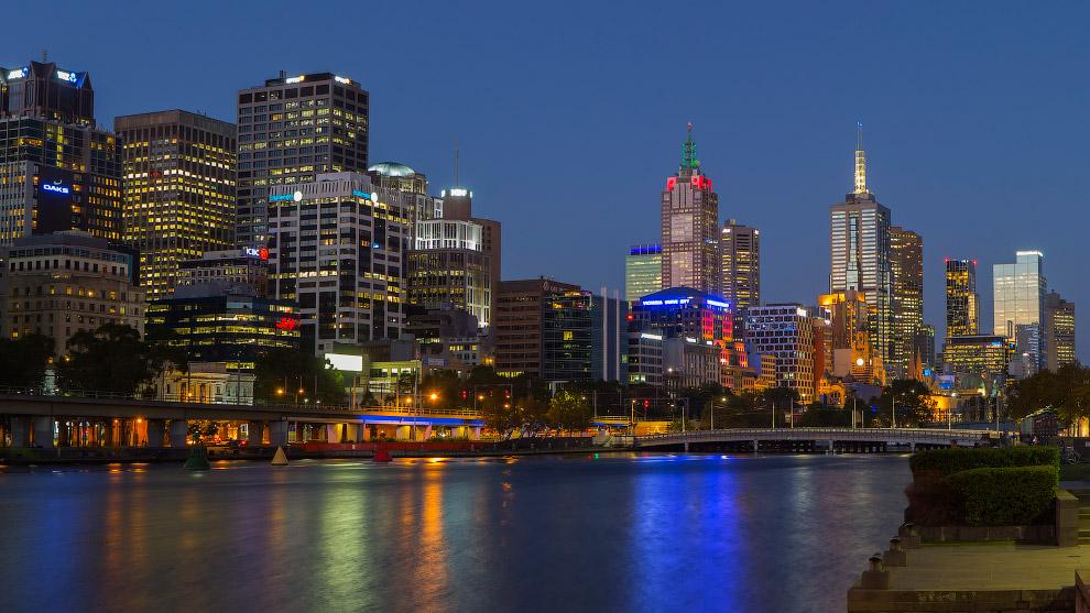 Мельбурн (Австралия)