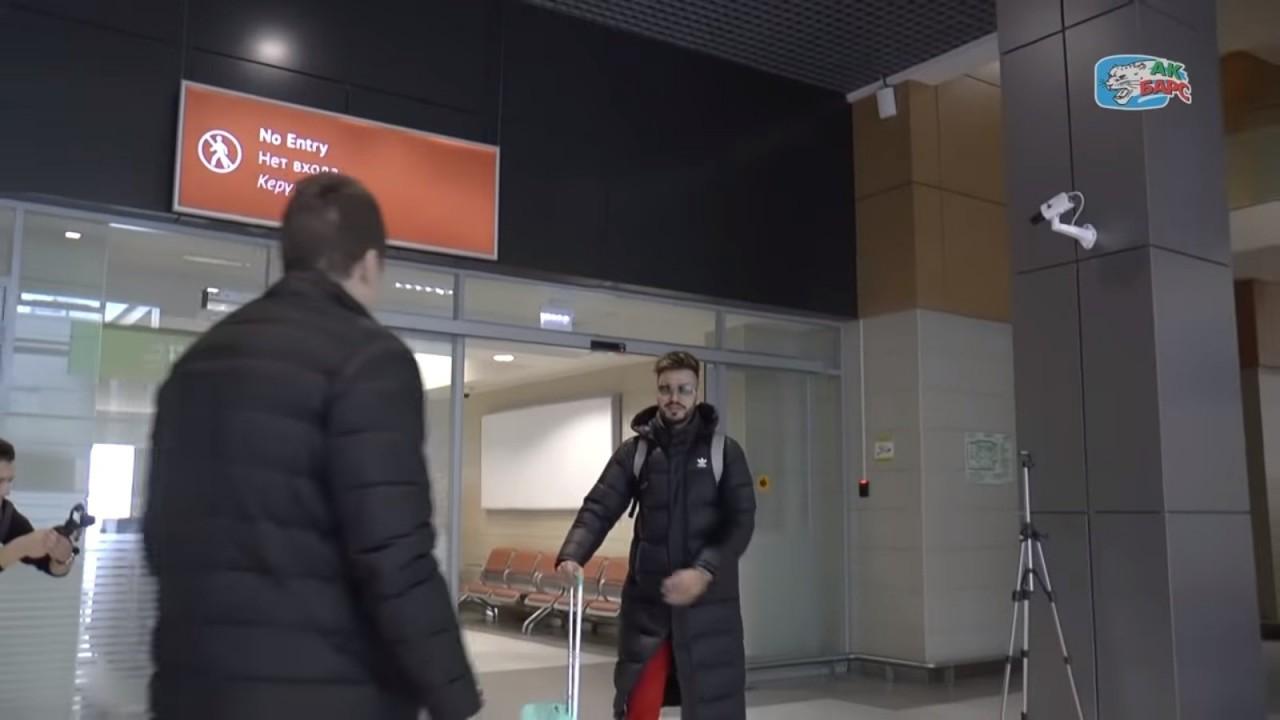 Экс-футболист Савин будет играть в ХК «Ак-Барс»