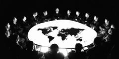 А вы верите в существование тайного мирового  правительства?