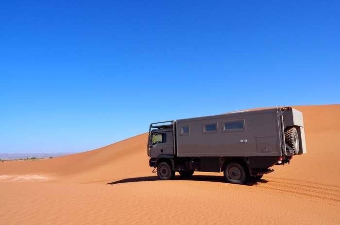 Идеальная машина для путешествий