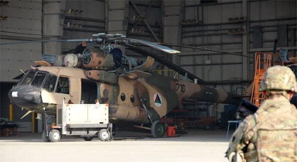 Посол Афганистана: Россия могла бы по примеру США поставлять нам вертолёты бесплатно