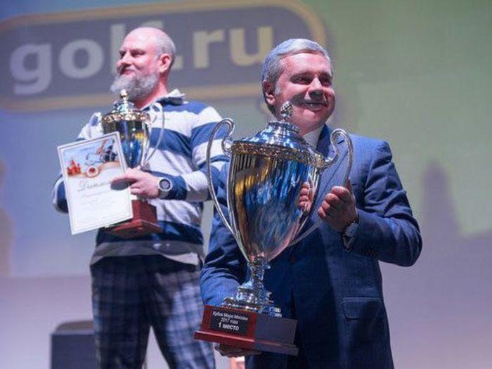 Турнир на Кубок Мэра Москвы …