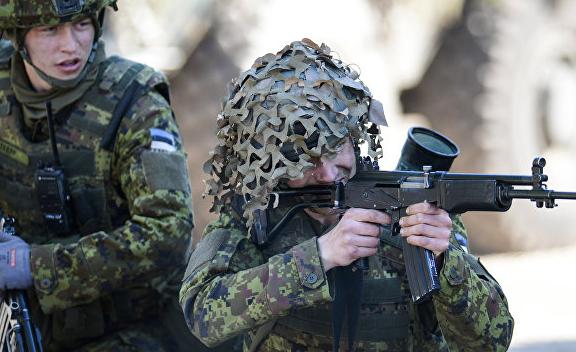 Однажды, в студеную зимнюю пору... Приключения британских военных в Эстонии