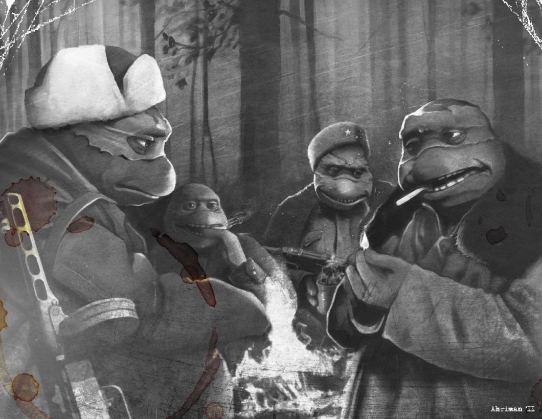 Герои советских фильмов в англоязычном аниме и не только