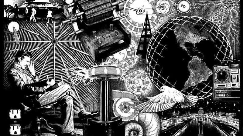 Смертельно опасный эффект Теслы tesla, история, наука, факты