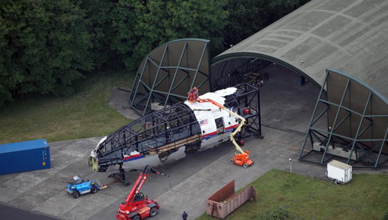 Пресс-конференция МО-РФ о новых фактах в деле уничтожения MH17