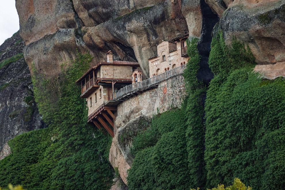 пасхальное панно, парящие монастыри метеоры в греции фото всех