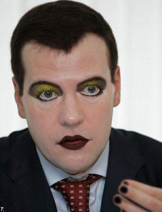 Создаем эмо-макияж. » Женский Журнал StayBeautiful