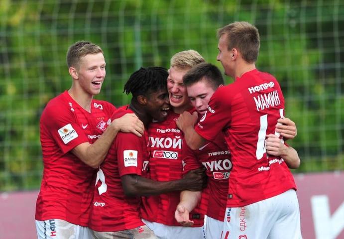 «Спартак-2» обыграл «Ротор» в матче первенства ФНЛ