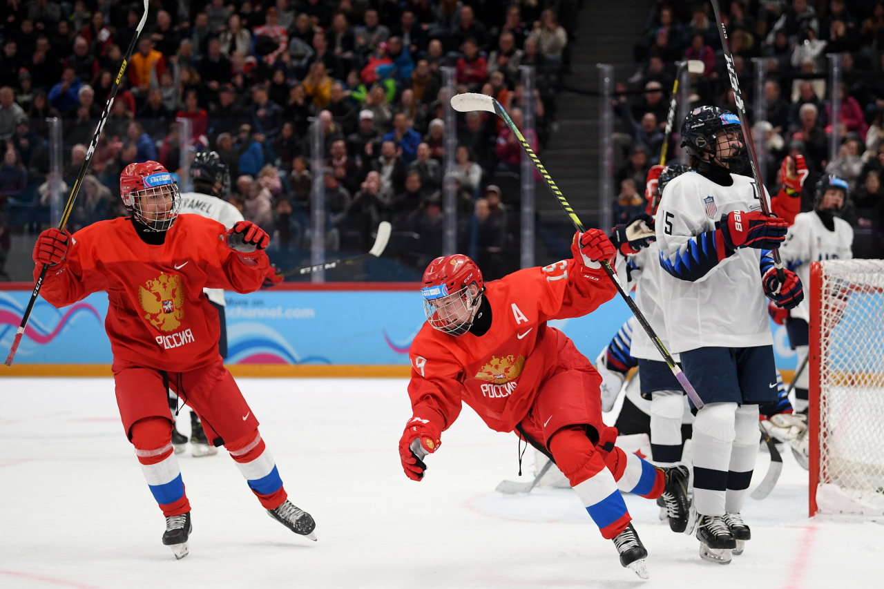 фото победа в хоккее первый