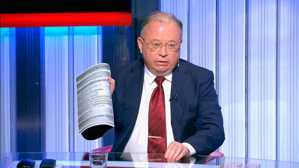 Андрей Караулов: Литвиненко …