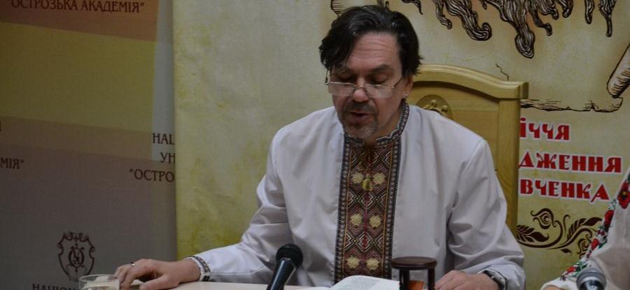 Украинский писатель закатил истерику из-за популярности на Западе русских писателей