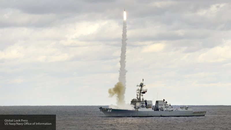 США испытали две противоракеты над Тихим океаном