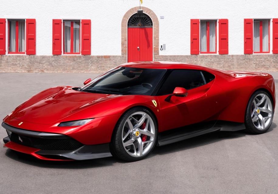 Ferrari построила для «преда…