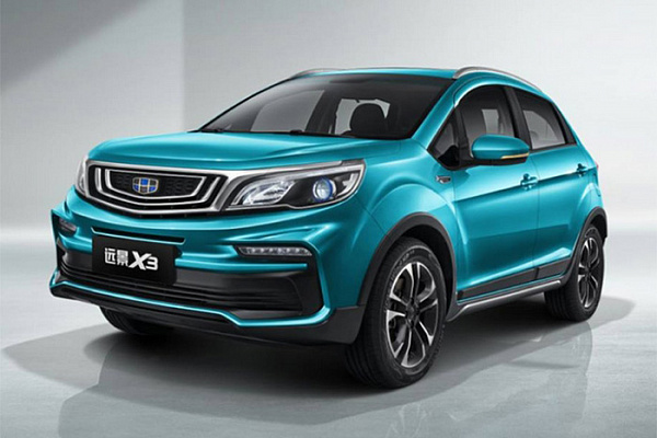 Новый кроссовер из Китая: стоит – как Лада Гранта, по внешности – как Лада Xray автомобили,НОВОСТИ