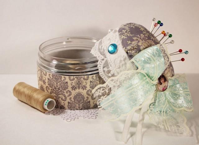 Игольница-шкатулка домашний очаг,,игольница,рукоделие,своими руками,умелые руки