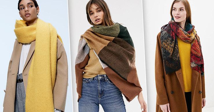 Тренды зимы-2020: 8 шарфов, которые согреют тебя этой зимой