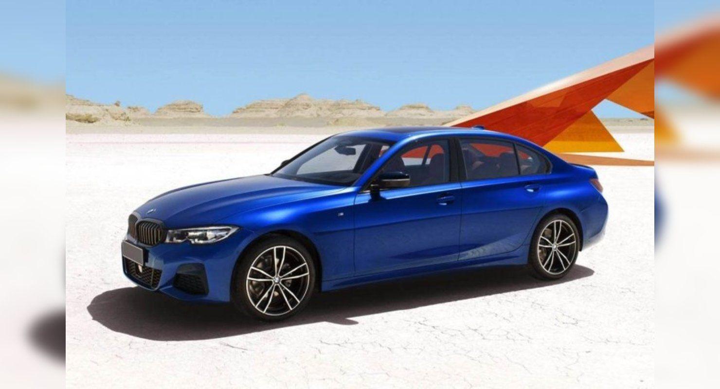 BMW открыла в Индии бронирование 3 Series Gran Limousine Автомобили