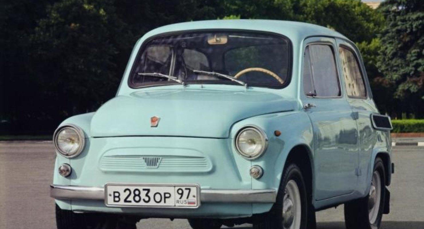 Шесть «Запорожцев», ставших легендой Автомобили