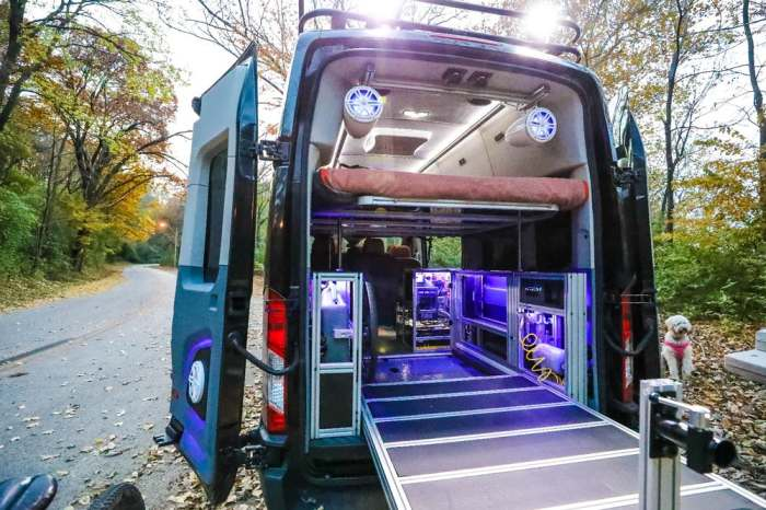 Дизайн универсального модульного дома на колесах