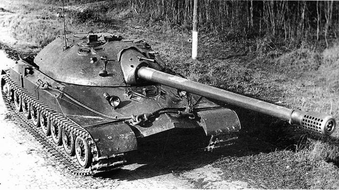 Редкие танки СССР