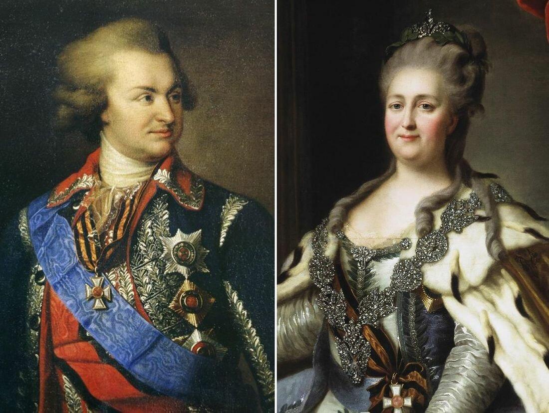Чума в Москве: Императрица Екатерина II и граф Орлов история,интересное,былые времена
