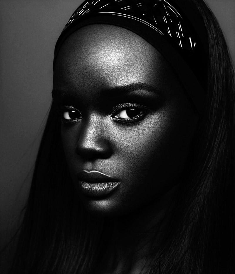 Черная женщина картинки
