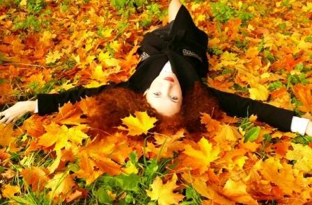 Цветотип женщина-Осень: восхитительна и неповторима