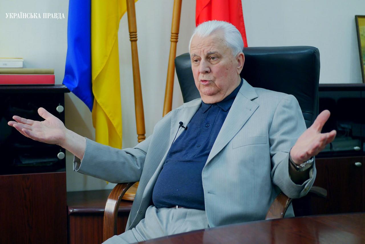 """Кравчук: """"Россия может отдать Крым Украине"""""""