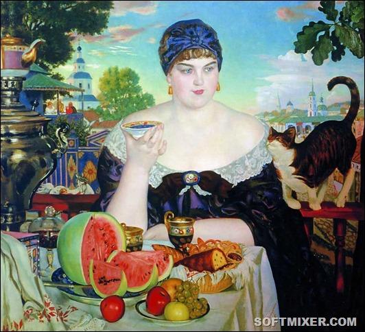 Что ели москвичи в прошлые века