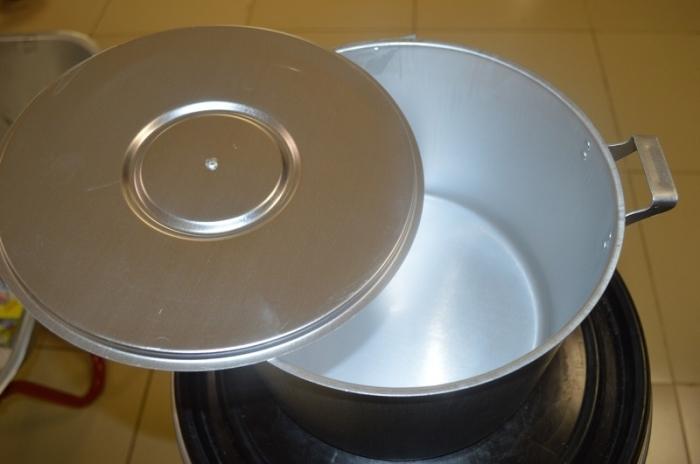 Забытый способ почистить алюминиевую посуду