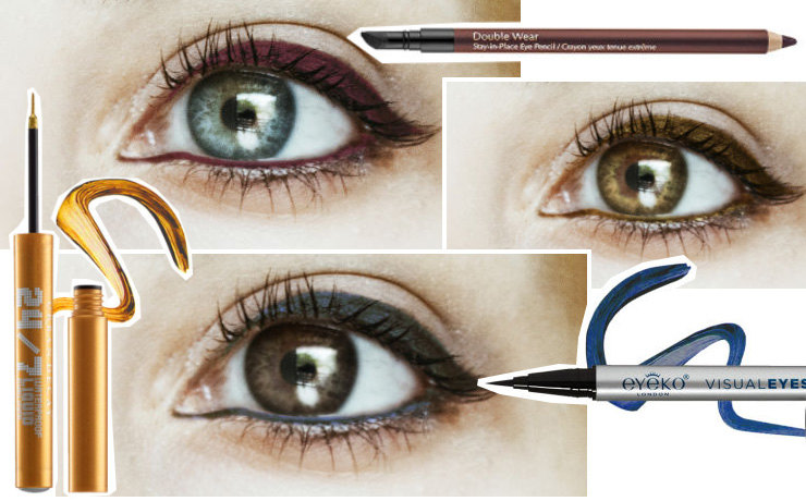 Как пользоваться карандашом для глаз, чтобы сделать взгляд выразительным