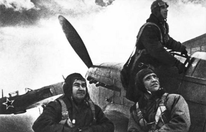 Как русские лётчики, оставшиеся без ног,  сражались с противниками под небесами