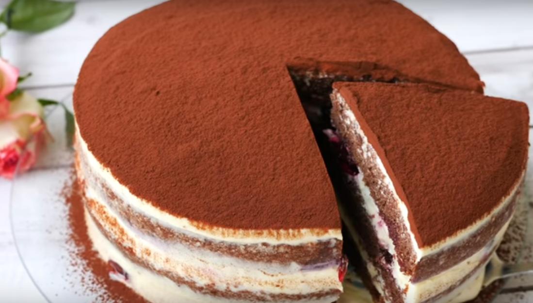 Очаровательный торт