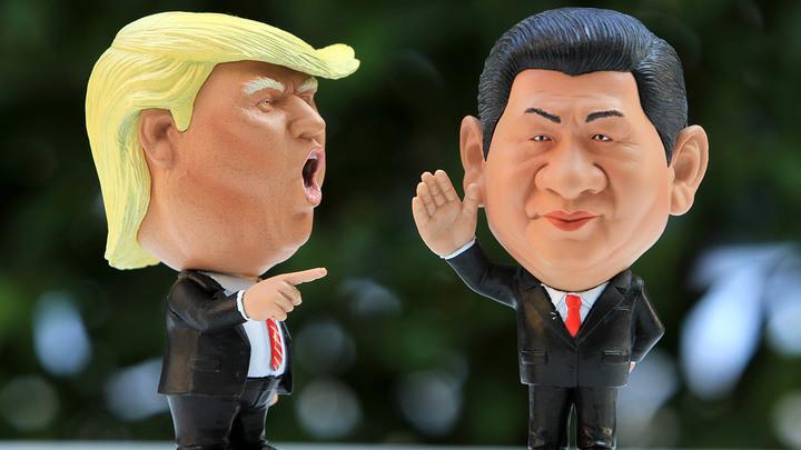 Китай выходит на тропу войны? В Пекине заявили о подавлении амбиций США Политика